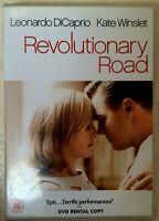 Revolutionary  Road DVD 2008 Drama with Leonardo DiCaprio Rental Version