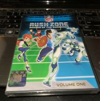 NFL Rush Zone: Season of the Guardians, Vol. 1 (DVD, 2013, Widescreen) 🍀🍀🍀