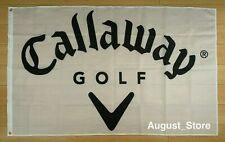 Callaway Golf Clubs 3x5 ft Flag Banner Masters Players PGA