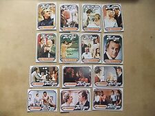 THE PERSUADERS! MONTY GUM CARDS ROGER MOORE ITC TONY CURTIS saint James Bond