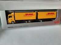 MAN TGX Deutsche Post Dhl Group / DHL EXCELLENCE. SIMPLY DELIVERED. EXCLUSIV