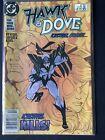 Hawk & Dove #3 DC Comics December 1988 5 Issue Mini-Series Kesey Liefeld & Kesel