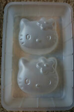 Hello Kitty Face Jello Steam Dessert Plastic Mold