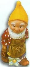 SUPERCAST REF 1402 GNOME WITH LANTERN REUSABLE LATEX MOULD / MOLD