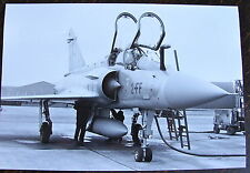 AVIATION, PHOTO AVION (M2000 B??)