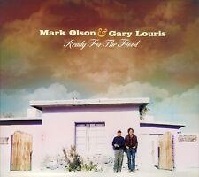 MARK OLSON & GARY LOURIS - READY FOR THE FLOOD - DIGIPAK - 2008 - CD - (Jayhwas)