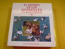 el mundo de los animales Felix Rodriguez de la Fuente  (MINT-) 10x LASER DISC  ç