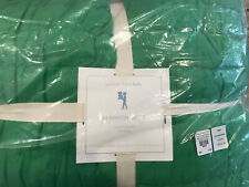 Pottery Barn Kids Branson Full/Queen Green Quilt NEW