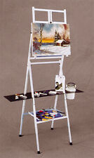 Bob Ross 2 in 1 Floor & Table Artist´s Metal Painting Easel