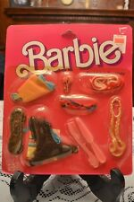 Barbie Finishing Touches Fashions Mattel 2457 NIB 1984