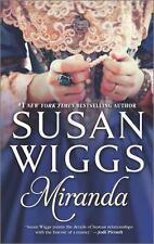 Miranda by Susan Wiggs (2015, PB Combined shipping 25¢ each add'l book