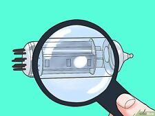 6J7 G valvola vintage radio valve bulb lampe