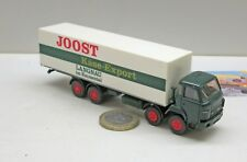 "Roskopf 402: Saurer D 290/330 F 8x4 valise camion poid lourd ""Jost Fromage"