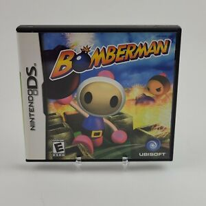 Bomberman (Nintendo DS, 2005) - Fully Tested! Please Read & See Pictures!