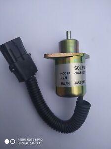 Fuel Stop Solenoid Perkins Hyster UB704  2848A275