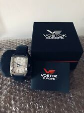 Vostok Europe Men Mechanical (Automatic) Wristwatches for