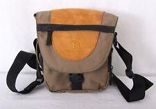 Tamrac 3535 Express 5 DSLR Khaki Pocketed Nylon Clip Flap Strap Camera Bag