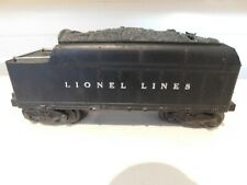 Lionel 2466WX Whistling Tender Tested