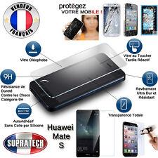 Protection d'Ecran Verre Trempé Contre les Chocs pour Huawei Mate S