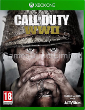 CALL OF DUTY WWII WW2 COD World War 2 II - XBOX ONE - NEW & SEALED - IN STOCK!!!