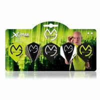 XQ MAX DARTS FLIGHTS MICHAEL VAN GERWEN SET OF 5