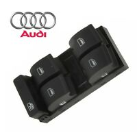 For Audi A4 Quattro Front Driver Left Window Switch Assembly Genuine