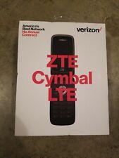 VERIZON ZTE CYMBAL LTE PREPAID ( Flip Phone ) BRAND NEW