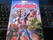 Ultimate Avengers: The Movie (DVD, 2007)