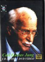 Carl Gustav Jung - Psychoanalytic Psychology DVD + CD NEW/SEALED  (Region Free)