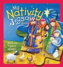 My Nativity Jigsaw Book by Christina Goodings (2009, Board Book)