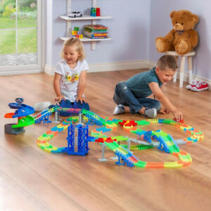 Super Ultimate Glow Tracks Set - Flexible and Strong - Hours of Endless Fun