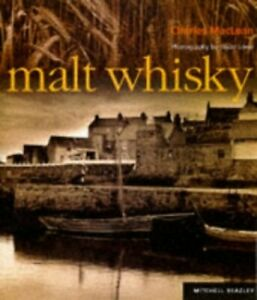 Malt Whisky : by Charles MacLean Hardback Book The Cheap Fast Free Post