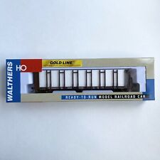 Walthers HO Scale Gold Line Canadian National 615247 - Pulpwood Flat Car