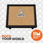 Orange Crush Acoustic 30 Watt Twin Channel Amp Black - Brand New for sale