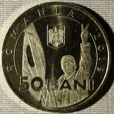 **NEW**RUMÄNIEN / ROMANIA_50 Bani 2019_30. Jahrestag der Revolution_unc_lose
