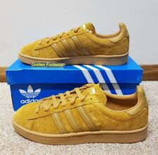 Adidas Campus Mesa Size 9.5 UK Brown Genuine Authentic Mens Trainers Running