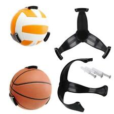 Ball Claw Wall Mount Rack Holder Display for Rugby Soccer Basketball Football