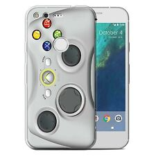 Gel/TPU Phone Case for Google Nexus/Pixel Smartphone/Video Games Console/Cover