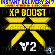 DESTINY 2 XP BOOST ~ Mote of Light XP Boost ~ Instant Delivery ~ PS4 XBOX PC