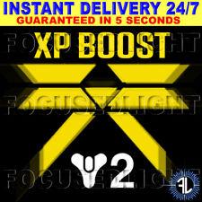 Destiny 2 XP Boost ~ mote de lumière XP Boost ~ INSTANT DELIVERY ~ PS4 Xbox PC