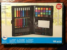 Creatology Art Set for Kids and Beginners 100 Pieces w/ Storage Case for Ages 6+