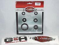 KAWASAKI  85-88 KLF300 Bayou Piston Kit,TE Gasket Set /& Spark Plug 3rd 76.75mm