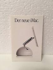 Apple Brochure / Flyer - iMac G4