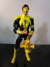 DC Universe Classics HAL JORDAN Figure Yellow Lantern War of the Green Lanterns~