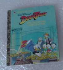 B002G2XBZ6 Walt Disney, Duck Tales, the Secret City Under the Sea, a Little Gol