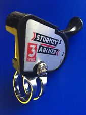 Sturmey Archer 3-Speed HSJ762 Bicycle Chrome Shifter NEW