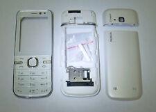 White Houing cover fascia facia faceplate case for Nokia 6730 White