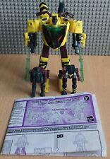 Transformers Energon Rapid Run completa más instrucciones
