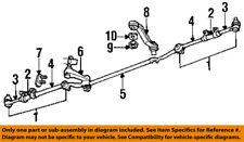 Dodge CHRYSLER OEM 01-02 Ram 3500 Steering Gear-Tie Rod End 5017671AA