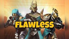 Destiny 2 PvP Trials Flawless  BEST PRICE /PS4/XBOX/PC Triumph